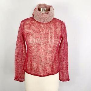 Moth Anthropologie Turtleneck Sweater